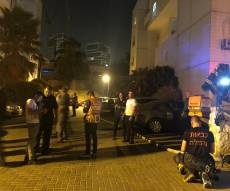 שמונה פצועים בשריפה בדירה ברמת השרון