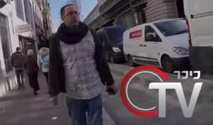 כיכר TV: מה מרגיש יהודי דתי בפריז