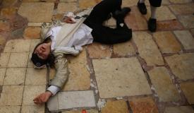תיעוד מסכם: חגיגות 'שושן פורים' בירושלים