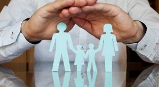 ביטוח בריאות למשפחה. אילוסטרציה