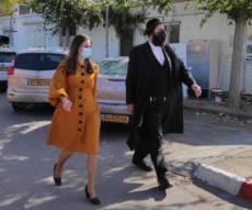 סיור השרה עומר ינקלביץ בעיר אלעד