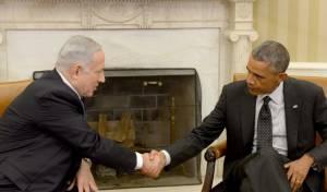 """הנשיא אובמה: """"לא חלוק עם נתניהו בהכל"""""""
