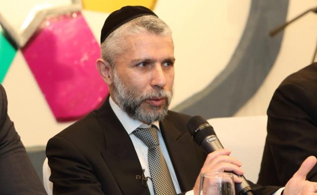 """הרב זמיר כהן, יו""""ר ארגון הידברות"""