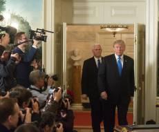 """טראמפ מאיים לתקוף בסוריה """"עד סוף היום"""""""
