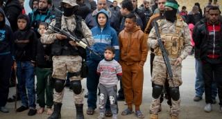 חמאס וילדים. ארכיון - בית המשפט  סגר בית ספר ערבי בירושלים