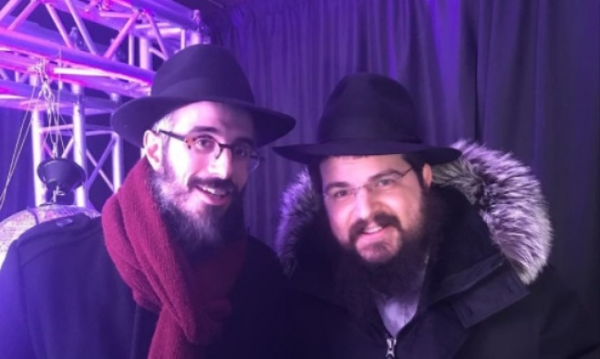בן שמעון לייב: הזמר בני פרידמן בקומזיץ מיוחד