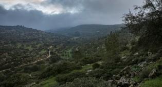 גשום בהרי ירושלים, ארכיון - התחזית: התחממות עם גשמים מקומיים