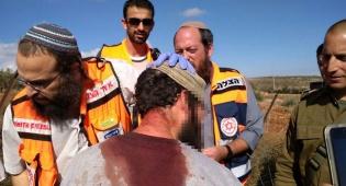 הישראלי שנפצע בתקרית - המשטרה: הירי בטיול בר המצווה היה מוצדק