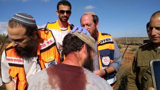הישראלי שנפצע בתקרית