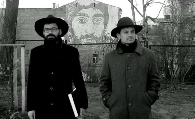 """הראפר החב""""די הרוסי 'פנחס' בסינגל קליפ: """"ואהבת"""""""