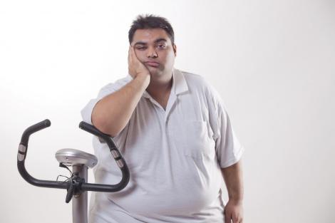 אילוסטרציה - מחקר: בפריפריה שמנים יותר מאשר במרכז
