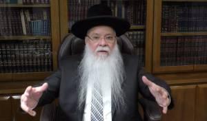 הרב מרדכי מלכא על פרשת האזינו • צפו