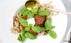 רוטב בולונז פרווה מושלם ללא בשר