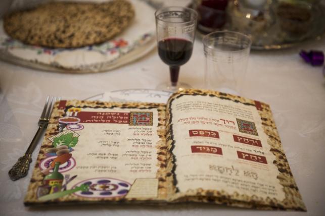 פסח – טיפול באמונה / הרב ישראל אסולין