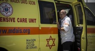 ילד בן 8 נפגע מרכב הסעות במודיעין עילית