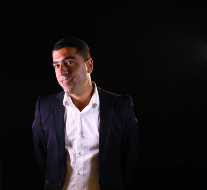 """ערן לחמי בסינגל חופה חדש - """"בואי כלה"""""""