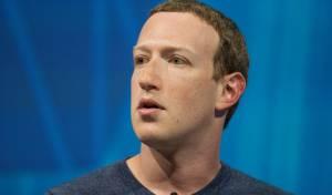 """מארק צוקרברג יו""""ר ומנכ""""ל פייסבוק"""