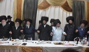 החתונה בחצרות זידיטשויב - ספינקא גני גד