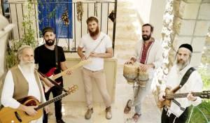 """יהודה כ""""ץ ו'המעגל' בסינגל קליפ חדש: שיר תודה"""