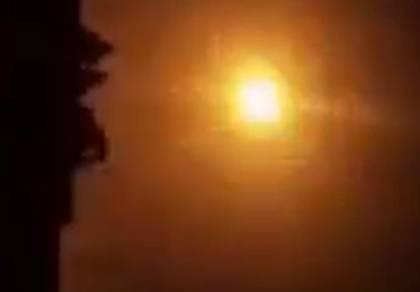 דיווח: ישראל תקפה בסוריה; המטרה: יעדים של חיזבאללה