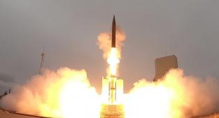 חץ 3 יירט טילים בגובה - מחוץ לאטמוספירה