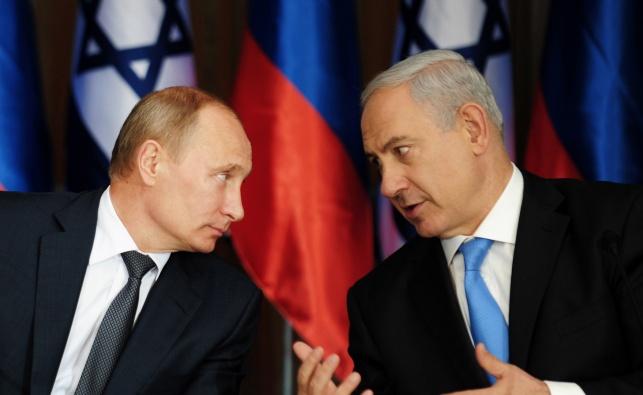 """פוטין לישראל: """"אל תפרו את האיזון בסוריה"""""""