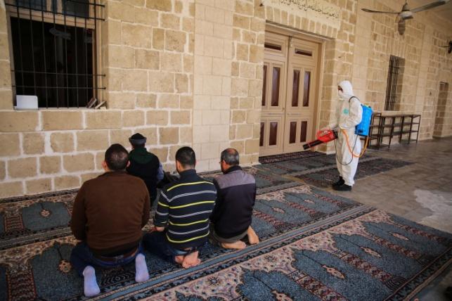 הקורונה בקרב ארצות ערב