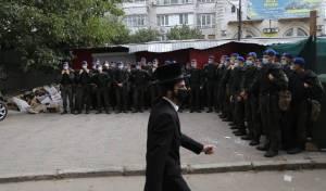 """המשטרה האוקראינית: """"ר""""ה עבר בשלום"""""""
