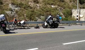 """פעילות מוגברת: 40 דו""""חות לרוכבי אופנועים"""