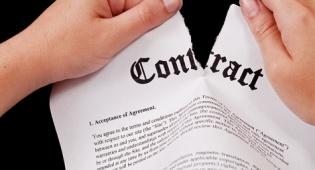 """ביהמ""""ש המחוזי אישר ביטול חוזה חד-צדדי"""