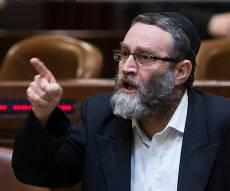 """ח""""כ משה גפני - גפני: """"אני שונא את הנהגת הציונות הדתית"""""""