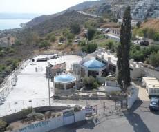 קבר רבי עקיבא בטבריה
