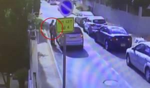 ביקשו מהנהג שיחה לאמא וגנבו את הטלפון