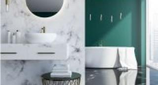 הפסיקו לשפשף: כך תעצבו חדר אמבטיה שנראה נקי יותר