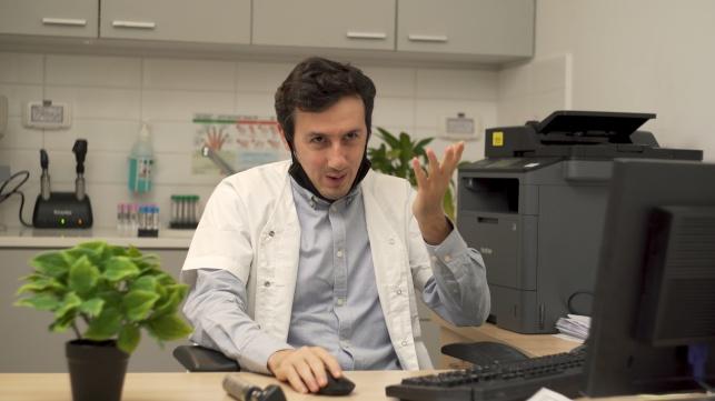 כשהרופא נאלץ להכריע: מיהו חרדי? • צפו