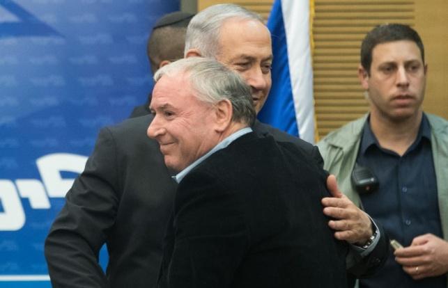 דוד אמסלם וראש הממשלה, היום