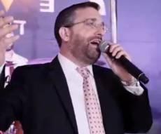 מאיר גפני ודביר כהן ותזמורתו במחרוזת ימים נוראים
