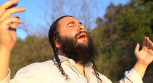 """משה שטארך בסינגל קליפ ווקאלי  - """"אליהו"""""""