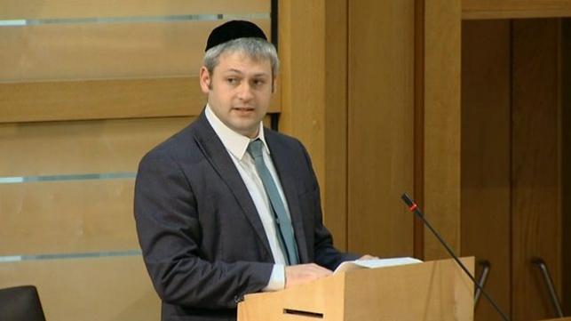 הרב יוסי בודנהיים