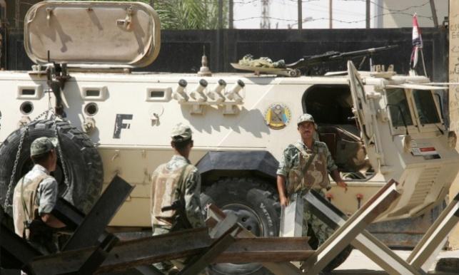 חיילים מצריים