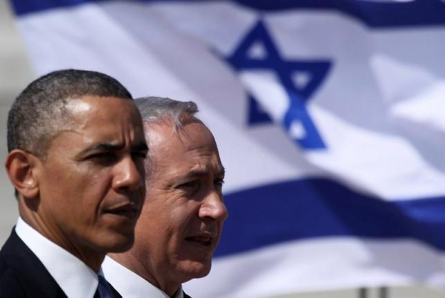אובמה בישראל