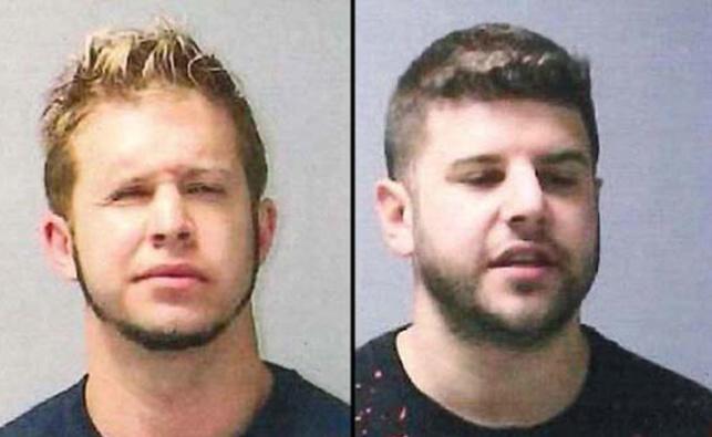 האחים דיורו שנעצרו