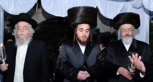 הרב ישראל מאיר ברנר השיא את בת זקוניו