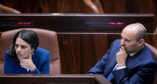 """בנט ושקד - שקד כיו""""ר הבית היהודי תגדיל את המפלגה"""