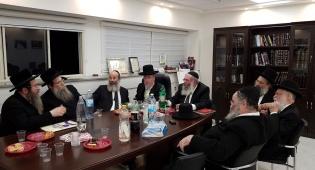 כינוס הוועדה, אמש - הרבנים: משרד החינוך לא מתערב בחיידרים