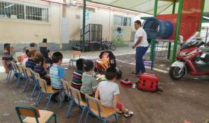 ילדי 'חינוך מיוחד' חרדים, בימים כתיקונם