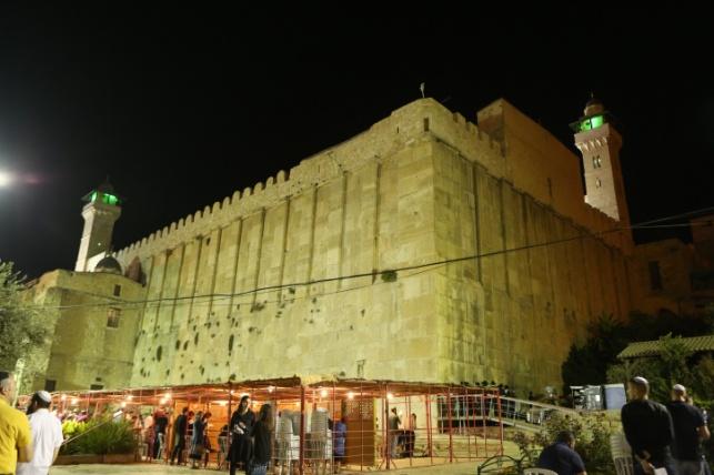 הזיה: 'מערת המכפלה אתר מורשת פלסטיני'