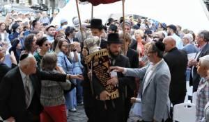 הכנסת ספר התורה לבית הכנסת
