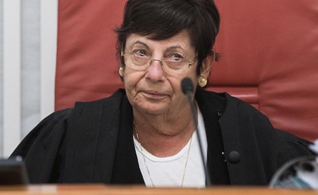 """מרים נאור - נאור: """"בית המשפט העליון היה חזק, עדיין חזק ויהיה חזק"""""""