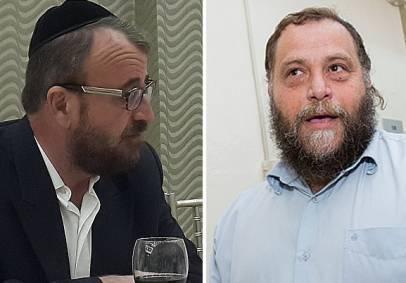 בנצי גופשטיין ובני רבינוביץ